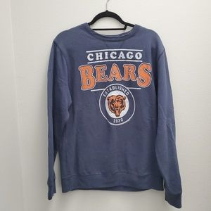 Chicago Bears NFL Vintage Look Sweatshirt